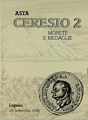 ASTA CERESIO 2 - MONETE E MEDAGLIE.: Bank Leu /