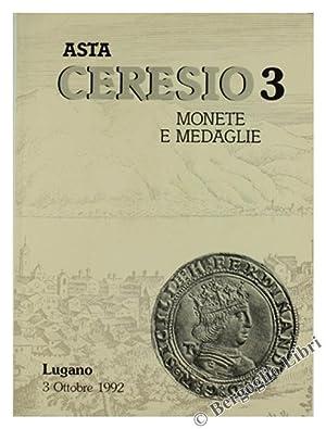 ASTA CERESIO 3 - MONETE E MEDAGLIE.: Bank Leu /