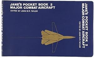 JANE'S POCKET BOOK 2 - MAJOR COMBAT: Taylor John W.R.,