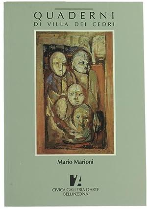 MARIO MARIONI (1910-1987): Bianchi Matteo.