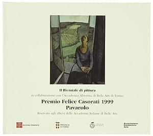 PREMIO FELICE CASORATI 1999 - PAVAROLO. II: Mantovani Pino.