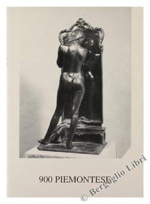 900 PIEMONTESE - Opere provenienti da raccolte: Galleria d'Arte Fogliato.
