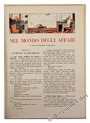 NEL MONDO DEGLI AFFARI.: Latronico Ettore.