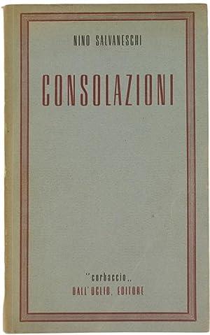 CONSOLAZIONI.: Salvaneschi Nino.