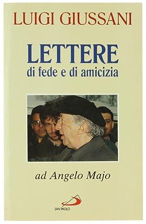 LETTERE DI FEDE E DI AMICIZIA AD: Giussani Luigi.