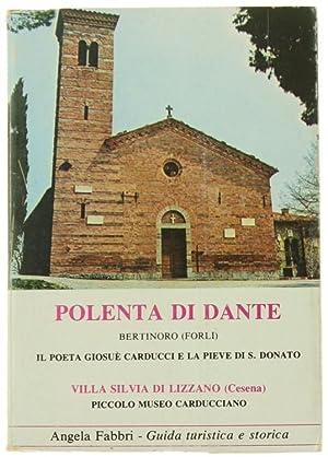 POLENTA DI DANTE, BERTINORO (FORLI') - IL: Fabbri Angela,