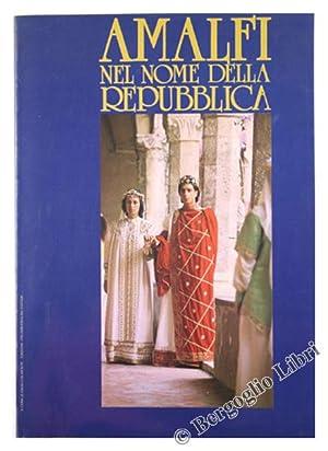 Amalfi nel nome della repubblica di colavolpe enzo abebooks for Senatori della repubblica italiana nomi