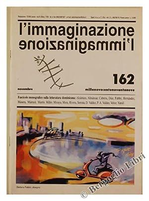 L'IMMAGINAZIONE - Mensile di letteratura, N.162.: