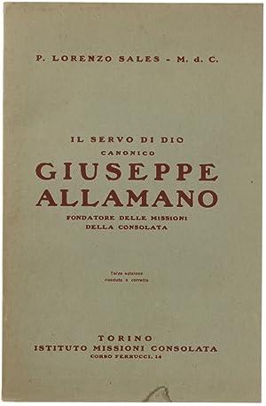 IL SERVO DI DIO CANONICO GIUSEPPE ALLAMANO: Sales Lorenzo.