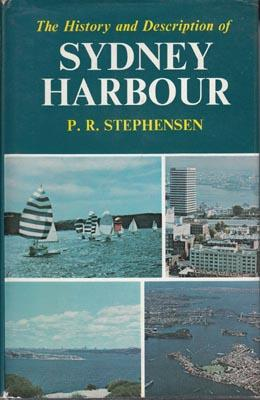 The History and Description of Sydney Harbour.: STEPHENSEN P.R.