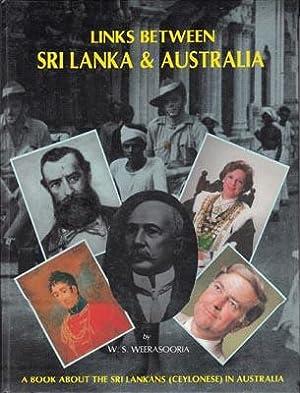 Links Between Sri Lanka and Australia. A: WEERASOORIA, W.S.