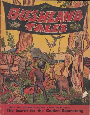 Bushland Tales. From the George Edwards radio: MARTIN M. and