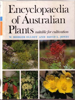 Encyclopaedia of Australian Plants Suitable for Cultivation. Volumes 1 to 3. Line Drawings by ...
