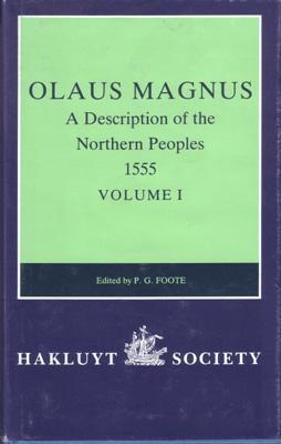 Historia de Gentibus Septentrionalibus, Romae 1555. Description: MAGNUS, O.