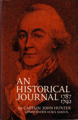 An Historical Journal of Events at Sydney: HUNTER John.