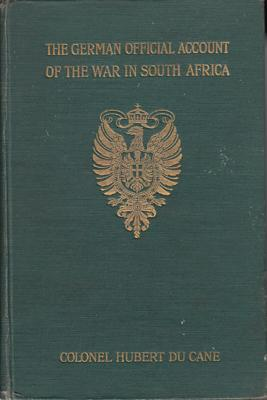 The War in South Africa. The Advance to Pretoria after Paardeberg, The Upper Tugela Campaign, etc. ...