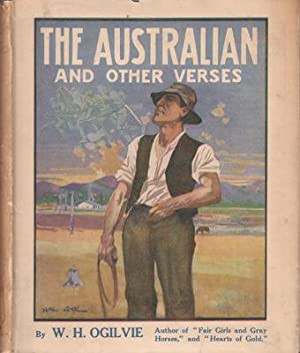 The Australian and Other Verses.: OGILVIE, W.H.