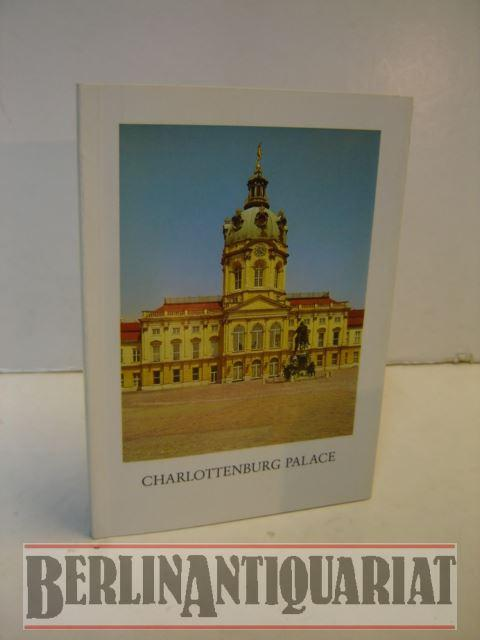 Charlottenburg Palace.: Verwaltung der Staatlichen