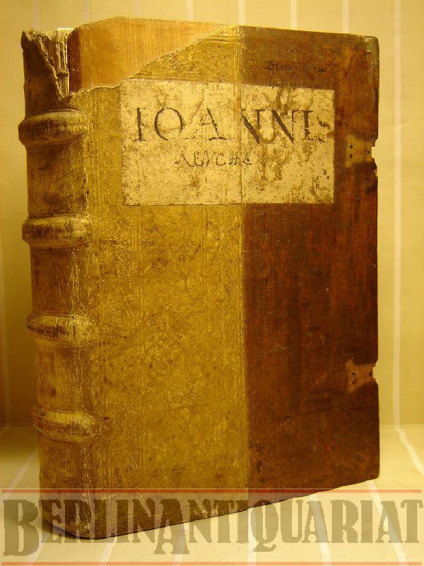 Johannes Reuchlin: Principium Libri . De Rudimentis hebraicis Liber Primus (bis) Liber tertius.: ...