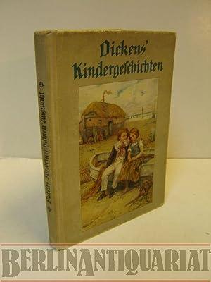 Kindergeschichten aus Dickens' Werken. Eine Auswahl.: Dickens - Weedon,