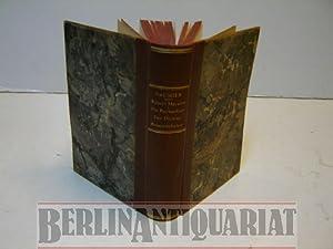 Robert-Macaire, Der unterbliche Betrüger. Die Portierfrau. Der Dichter. Reiseerlebnisse. 4 ...