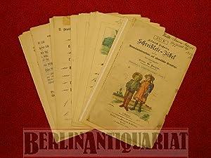 E. Heinrich Fechners Schreiblese-Fibel nach der Normalwörtermethode auf phonetischer Grundlage...