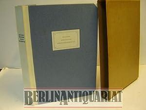 Hundert Jahre Berlinische Lebensversicherung. 1836-1936. Denkschrift.: Berlinische ...