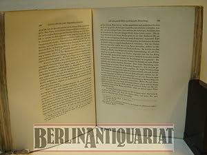 Abhandlungen. Aus dem Jahre 1851.: Königliche Akademie der Wissenschaften zu Berlin: