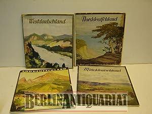 Verschiedene Hefte. JEWEILS 25€. Mitteldeutschland, Westdeutschlnad, Süddeutschland, ...