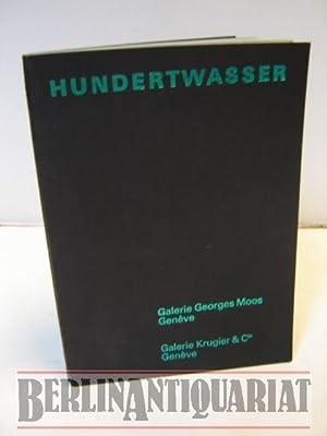 Hundertwasser. Exposition de Genève du 18 mai