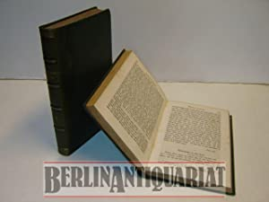 Aus Schleiermacher's Leben. In Briefen.