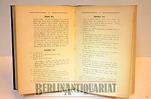 Ein Tagebuch Kaiser Wilhelm II. 1888 - 1902 nach Hof- und anderen Berichten.: Schr�der, E::