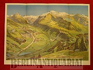 Engelberg. Suisse - Schweiz - Switzerland. Fremdenverkehrsprospekt.: Engelberg.-