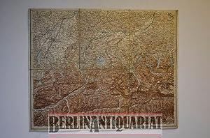 Karte des Deutschen Reichs. Sect. 27: München.: Vogel, C. (Red.):