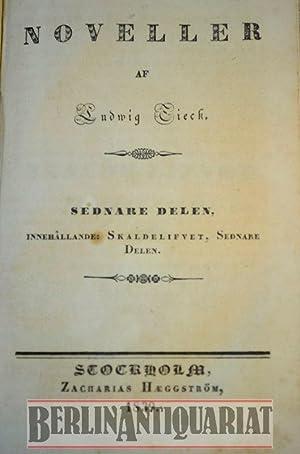 Noveller af Ludwig Thieck. Första Delen, Innehallande: Festen pa Kenelworth, Prolog till ...