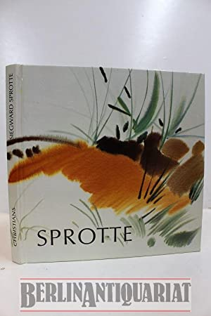 Siegward Sprotte malt in Nordfriesland.: Sprotte, Siegward.- Herbert Meier: