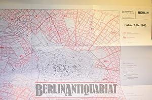 Die städtebauliche Entwicklung Berlins seit 1650 in Karten. VOLLSTÄNDIG! Bruno Aust und ...