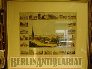 Erinnerung an Berlin.: Berlin.-