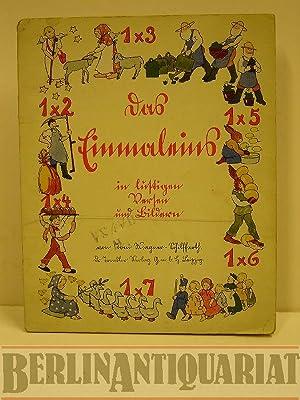 Das Einmaleins in lustigen Versen und Bildern.: Wagner-Schilffahrth, Toni:
