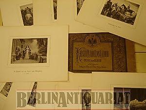 Kaiser Wilhelms Leben. Cyclus in 10 Bildern.: Anemüller, Chr. W.: