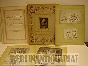 Von Berlin nach Danzig. Eine Künstlerfahrt im Jahre 1773. Facsimiledrucke nach den in der Kgl....