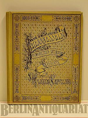 Brennesseln. Humoristisch - satirische Gedichte von Wilhelm Cappilleri.: Cappilleri, Wilhelm: