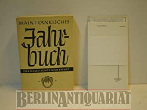 Mainfränkisches Jahrbuch für Geschichte und Kunst.
