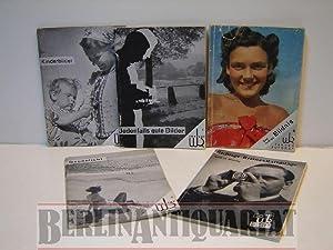 """5 Bände aus der Reihe """"Der Fotorat"""".: Fotorat.-"""