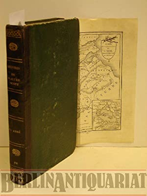 Oeuvres de Walter Scott. L'Abbé. Traduites par A. J. B. Defauconpret, avec les ...