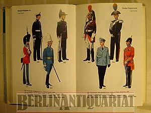 Uniformen in Farben. Auswahl u. Text. Dt.: Kannik, Preben: