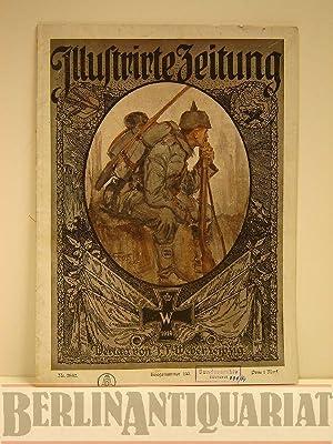 Illustrirte Zeitung. Leipzig, Berlin, Wien, Budapest. Nr. 3862. 149. Bd. 5. Juli 1917. Kriegsnummer...
