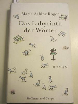 Das Labyrinth der Wörter: Roger, Marie-Sabine