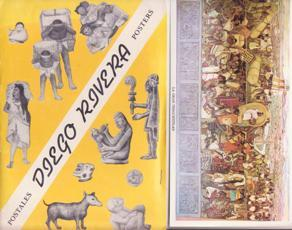Diego Rivera Posters / Postales: Diego Rivera] Castro,