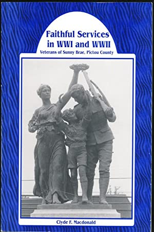 Faithful Services in WWI and WWII Veterans: Macdonald, Clyde F.